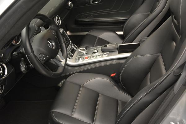 Used 2012 Mercedes Benz SLS AMG for sale Sold at Alfa Romeo of Westport in Westport CT 06880 25