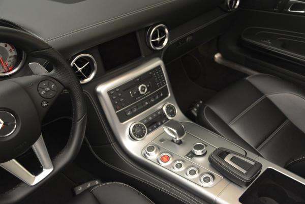 Used 2012 Mercedes Benz SLS AMG for sale Sold at Alfa Romeo of Westport in Westport CT 06880 27