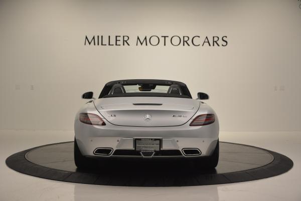Used 2012 Mercedes Benz SLS AMG for sale Sold at Alfa Romeo of Westport in Westport CT 06880 6