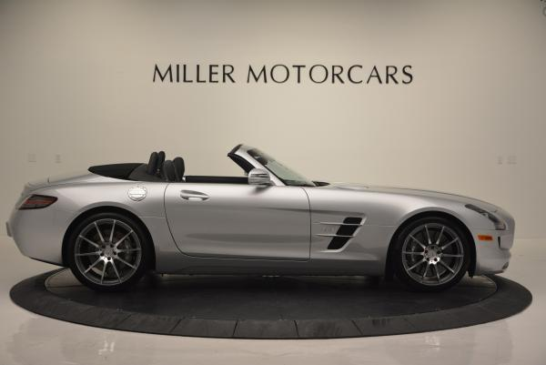 Used 2012 Mercedes Benz SLS AMG for sale Sold at Alfa Romeo of Westport in Westport CT 06880 9