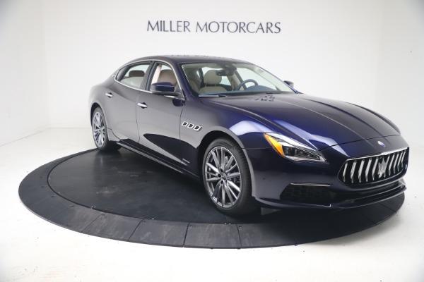 New 2021 Maserati Quattroporte S Q4 GranLusso for sale $126,149 at Alfa Romeo of Westport in Westport CT 06880 11