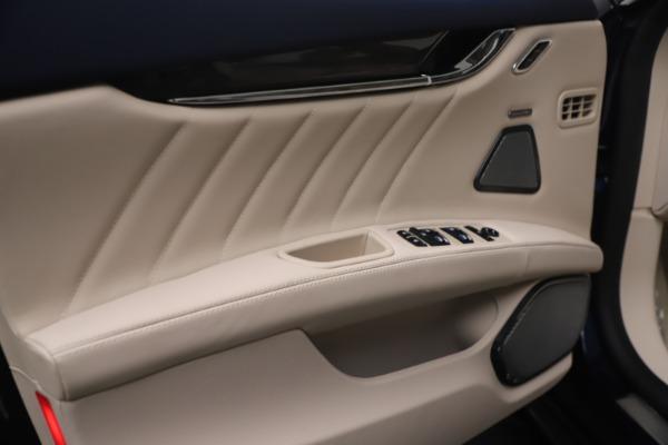 New 2021 Maserati Quattroporte S Q4 GranLusso for sale $126,149 at Alfa Romeo of Westport in Westport CT 06880 16