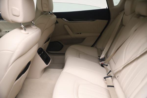 New 2021 Maserati Quattroporte S Q4 GranLusso for sale $126,149 at Alfa Romeo of Westport in Westport CT 06880 17