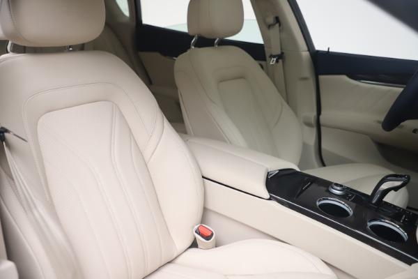 New 2021 Maserati Quattroporte S Q4 GranLusso for sale $126,149 at Alfa Romeo of Westport in Westport CT 06880 20