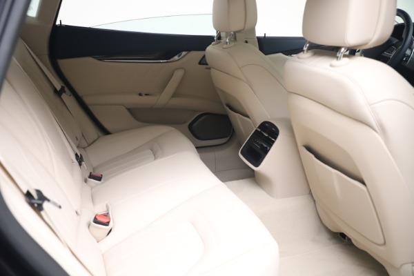 New 2021 Maserati Quattroporte S Q4 GranLusso for sale $126,149 at Alfa Romeo of Westport in Westport CT 06880 21