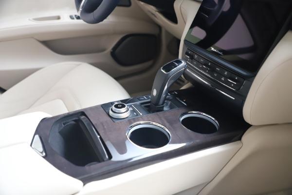 New 2021 Maserati Quattroporte S Q4 GranLusso for sale $126,149 at Alfa Romeo of Westport in Westport CT 06880 22