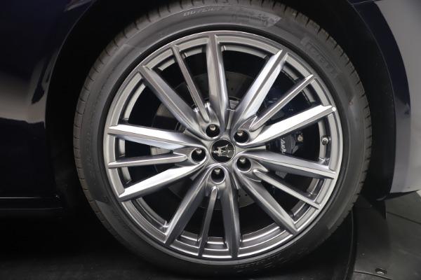 New 2021 Maserati Quattroporte S Q4 GranLusso for sale $126,149 at Alfa Romeo of Westport in Westport CT 06880 23