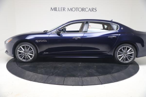 New 2021 Maserati Quattroporte S Q4 GranLusso for sale $126,149 at Alfa Romeo of Westport in Westport CT 06880 3