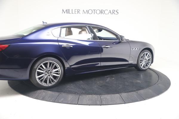 New 2021 Maserati Quattroporte S Q4 GranLusso for sale $126,149 at Alfa Romeo of Westport in Westport CT 06880 8