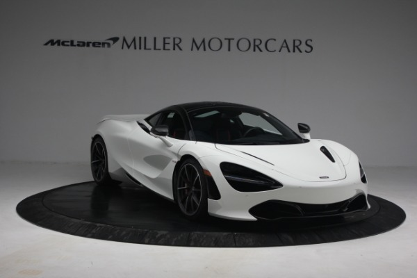 New 2021 McLaren 720S Performance for sale $352,600 at Alfa Romeo of Westport in Westport CT 06880 10