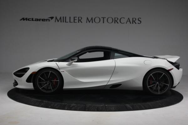 New 2021 McLaren 720S Performance for sale $352,600 at Alfa Romeo of Westport in Westport CT 06880 3