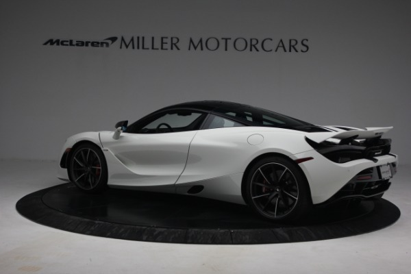 New 2021 McLaren 720S Performance for sale $352,600 at Alfa Romeo of Westport in Westport CT 06880 4