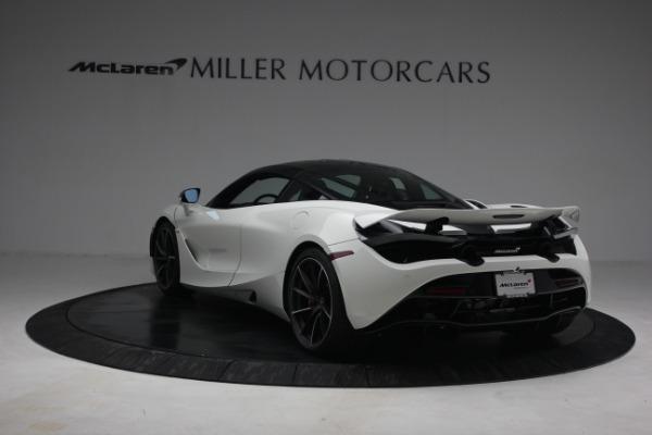 New 2021 McLaren 720S Performance for sale $352,600 at Alfa Romeo of Westport in Westport CT 06880 5