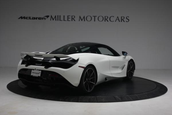 New 2021 McLaren 720S Performance for sale $352,600 at Alfa Romeo of Westport in Westport CT 06880 6