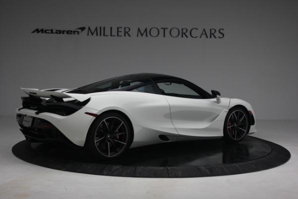 New 2021 McLaren 720S Performance for sale $352,600 at Alfa Romeo of Westport in Westport CT 06880 7
