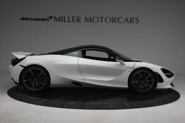 New 2021 McLaren 720S Performance for sale $352,600 at Alfa Romeo of Westport in Westport CT 06880 8