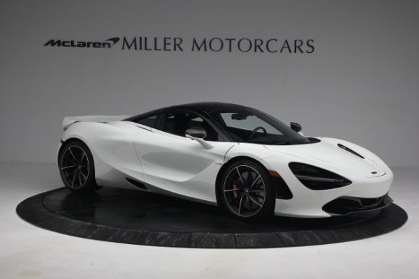New 2021 McLaren 720S Performance for sale $352,600 at Alfa Romeo of Westport in Westport CT 06880 9