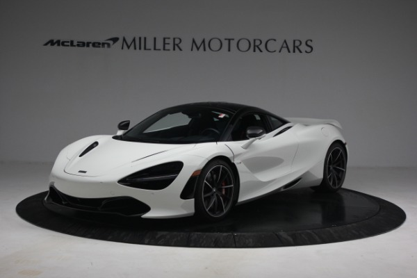 New 2021 McLaren 720S Performance for sale $352,600 at Alfa Romeo of Westport in Westport CT 06880 1
