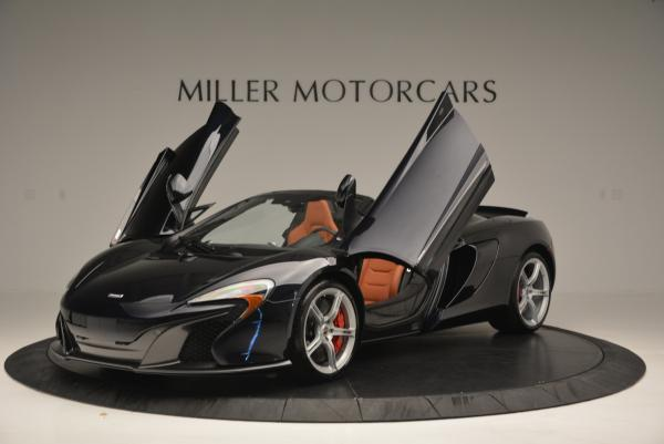 Used 2015 McLaren 650S Spider for sale Sold at Alfa Romeo of Westport in Westport CT 06880 13