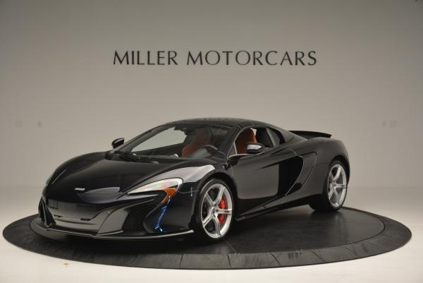 Used 2015 McLaren 650S Spider for sale Sold at Alfa Romeo of Westport in Westport CT 06880 16
