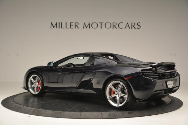 Used 2015 McLaren 650S Spider for sale Sold at Alfa Romeo of Westport in Westport CT 06880 18