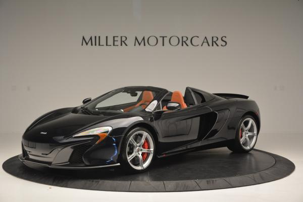 Used 2015 McLaren 650S Spider for sale Sold at Alfa Romeo of Westport in Westport CT 06880 2