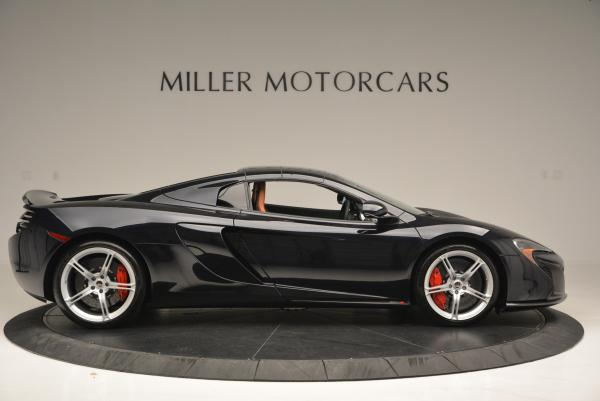 Used 2015 McLaren 650S Spider for sale Sold at Alfa Romeo of Westport in Westport CT 06880 21