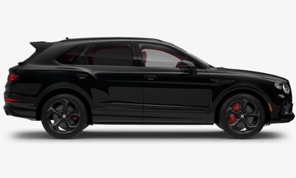 New 2022 Bentley Bentayga V8 S for sale Call for price at Alfa Romeo of Westport in Westport CT 06880 2