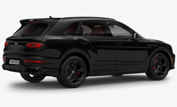 New 2022 Bentley Bentayga S for sale Call for price at Alfa Romeo of Westport in Westport CT 06880 3