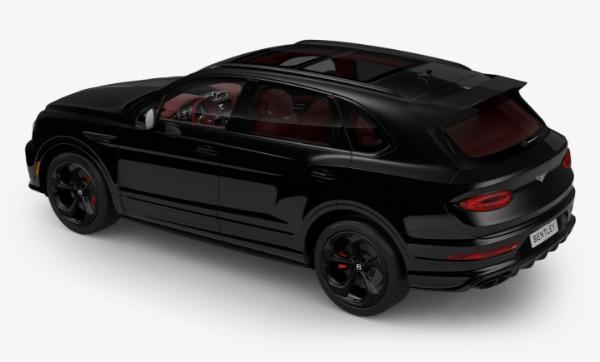 New 2022 Bentley Bentayga V8 S for sale Call for price at Alfa Romeo of Westport in Westport CT 06880 4