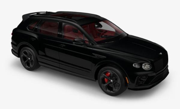 New 2022 Bentley Bentayga S for sale Call for price at Alfa Romeo of Westport in Westport CT 06880 5