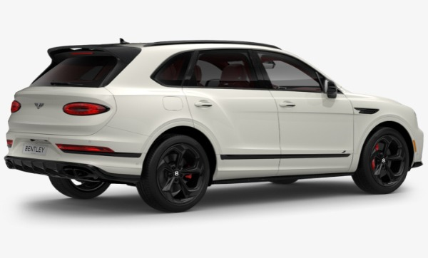 New 2022 Bentley Bentayga V8 S for sale Call for price at Alfa Romeo of Westport in Westport CT 06880 3