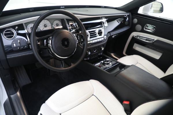 Used 2017 Rolls-Royce Ghost for sale $219,900 at Alfa Romeo of Westport in Westport CT 06880 11
