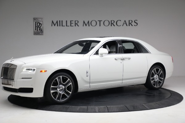 Used 2017 Rolls-Royce Ghost for sale $219,900 at Alfa Romeo of Westport in Westport CT 06880 2