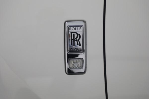 Used 2017 Rolls-Royce Ghost for sale $219,900 at Alfa Romeo of Westport in Westport CT 06880 21
