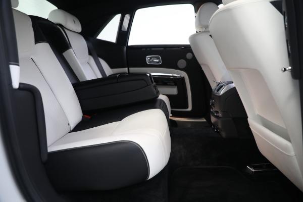 Used 2017 Rolls-Royce Ghost for sale $219,900 at Alfa Romeo of Westport in Westport CT 06880 24