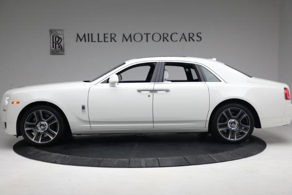 Used 2017 Rolls-Royce Ghost for sale $219,900 at Alfa Romeo of Westport in Westport CT 06880 3