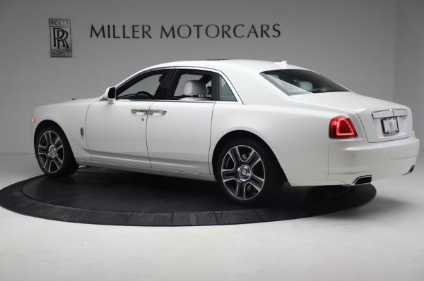 Used 2017 Rolls-Royce Ghost for sale $219,900 at Alfa Romeo of Westport in Westport CT 06880 4