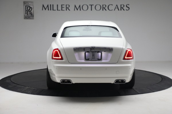 Used 2017 Rolls-Royce Ghost for sale $219,900 at Alfa Romeo of Westport in Westport CT 06880 5