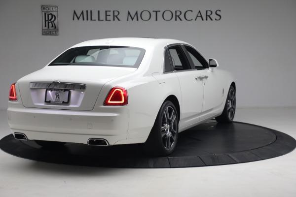 Used 2017 Rolls-Royce Ghost for sale $219,900 at Alfa Romeo of Westport in Westport CT 06880 6
