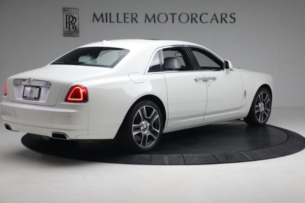 Used 2017 Rolls-Royce Ghost for sale $219,900 at Alfa Romeo of Westport in Westport CT 06880 7