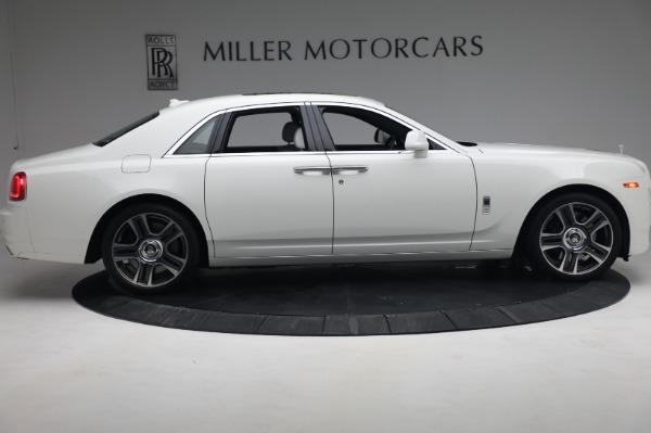 Used 2017 Rolls-Royce Ghost for sale $219,900 at Alfa Romeo of Westport in Westport CT 06880 8