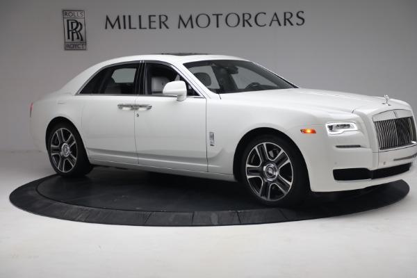 Used 2017 Rolls-Royce Ghost for sale $219,900 at Alfa Romeo of Westport in Westport CT 06880 9