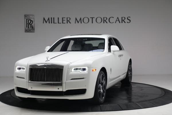 Used 2017 Rolls-Royce Ghost for sale $219,900 at Alfa Romeo of Westport in Westport CT 06880 1