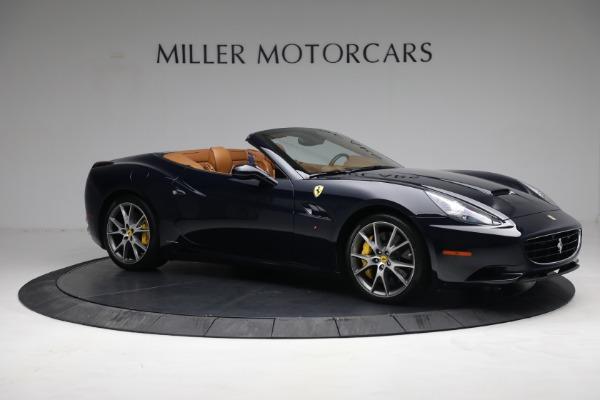 Used 2010 Ferrari California for sale Call for price at Alfa Romeo of Westport in Westport CT 06880 10