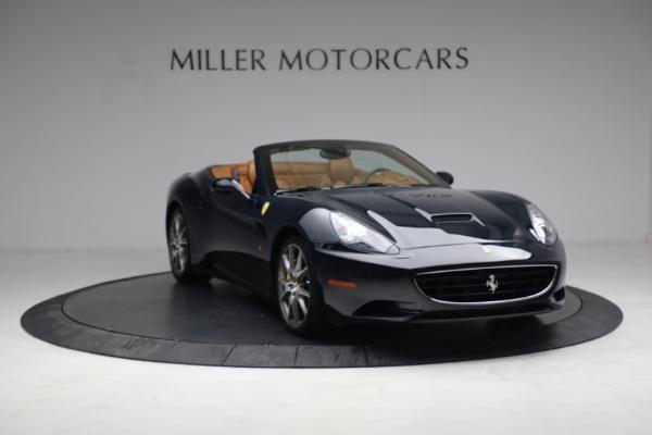 Used 2010 Ferrari California for sale Call for price at Alfa Romeo of Westport in Westport CT 06880 11