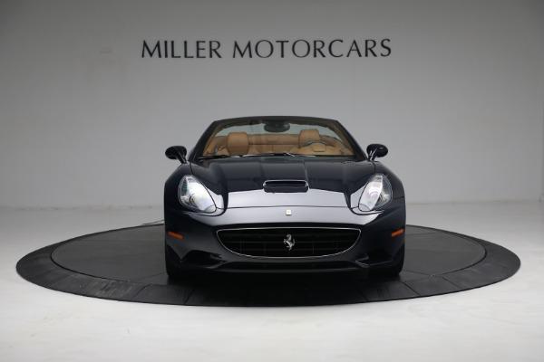 Used 2010 Ferrari California for sale Call for price at Alfa Romeo of Westport in Westport CT 06880 12