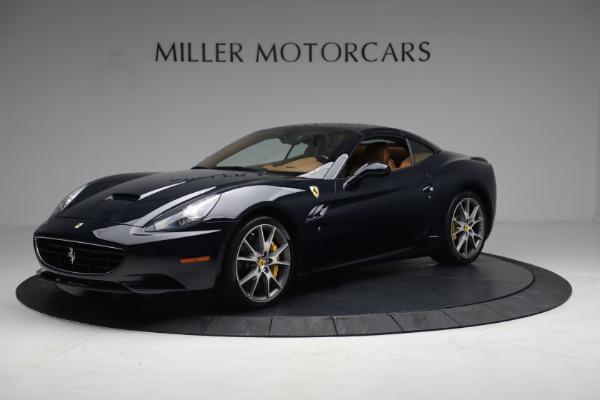 Used 2010 Ferrari California for sale Call for price at Alfa Romeo of Westport in Westport CT 06880 13