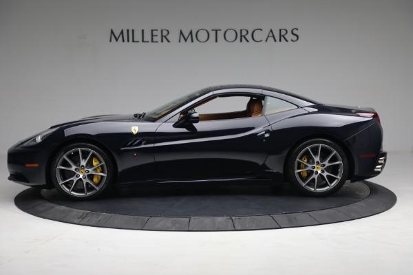 Used 2010 Ferrari California for sale Call for price at Alfa Romeo of Westport in Westport CT 06880 14