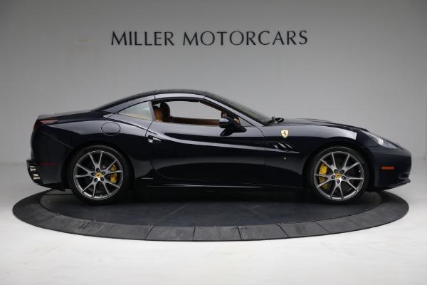 Used 2010 Ferrari California for sale Call for price at Alfa Romeo of Westport in Westport CT 06880 15